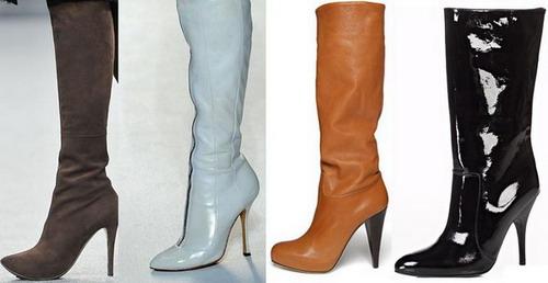 Обувь зима 2008 2009