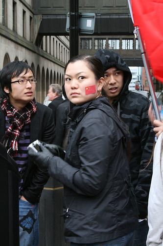 рабочие китая протестуют против увольнений