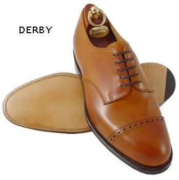 Виды классической обуви