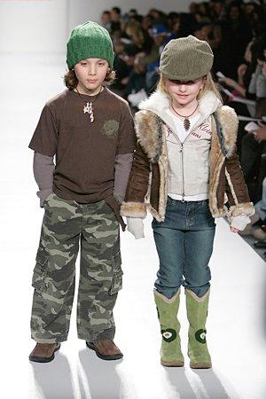 Модная детская обувь 2010. Дизайнерская детская обувь