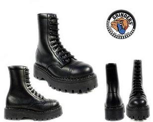 Гриндерсы - тяжелые ботинки, тяжелая обувь