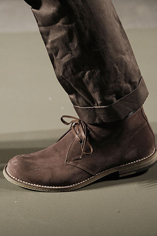 мужская зимняя обувь 2011