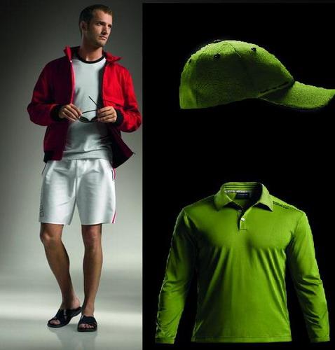 Adidas выпустил новую коллекцию Porsche Design Sport весна 2009.