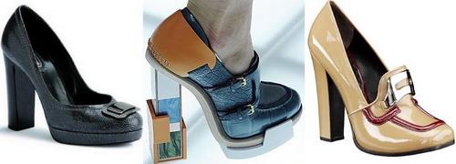Модная обувь. Красивая обувь. Осенняя обувь 2010