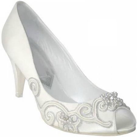 8b968eef3 модная cвадебная обувь 2010 - правила выбора, приметы, тенденции