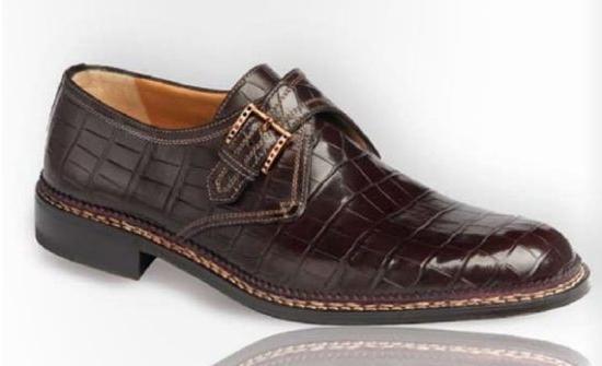 Самые дорогие мужские ботинки в мире сделанные A. Testoni.