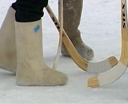 Валенки для хоккея