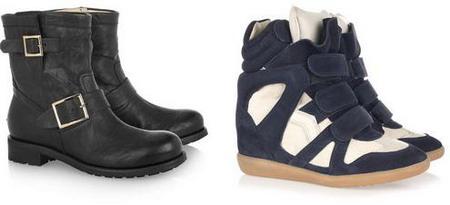 Одно из направлений в женской обуви во все века - мужской стиль.